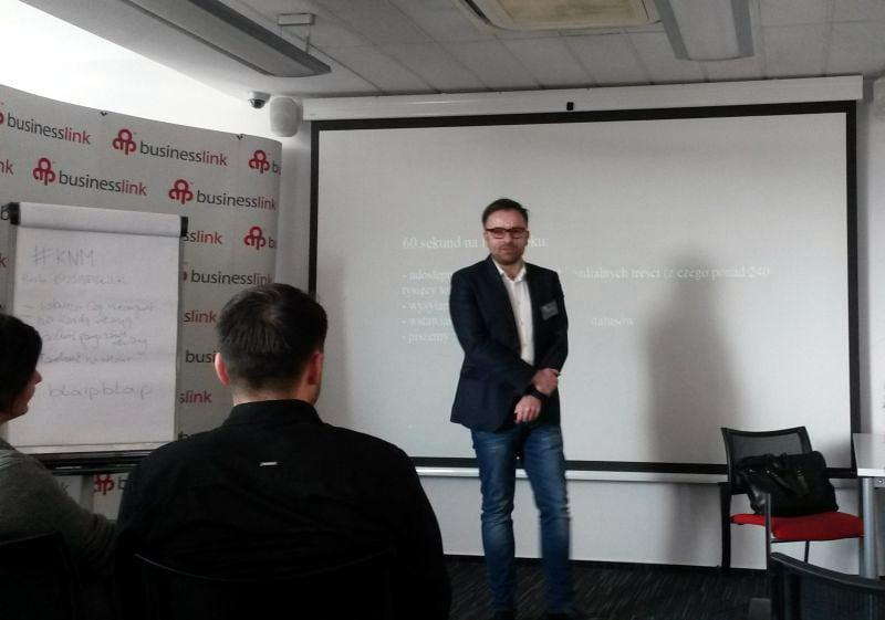 kursor na marketing Łukasz Drywa