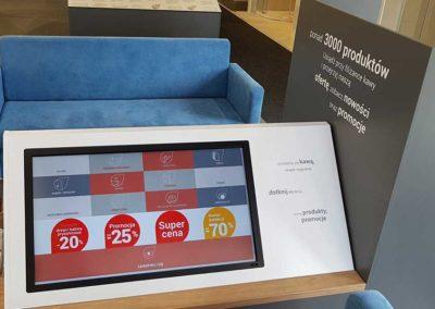 Product Center, aplikacja dla Komfort Łazienki